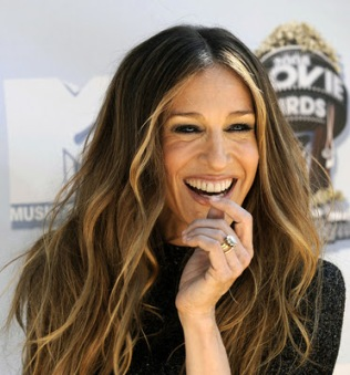 Sarah Jessica Parker is the Bombré!